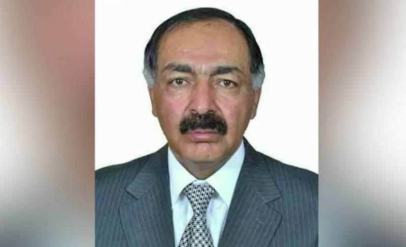 Amanullah Yasinzai appointed Balochistan governor