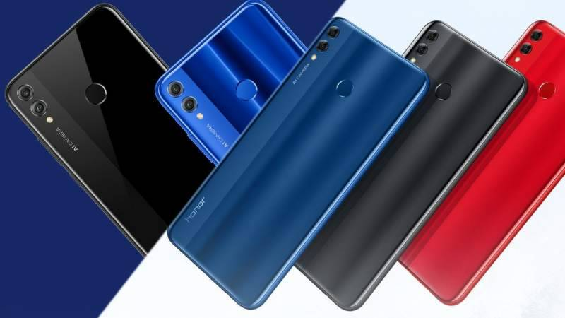 Honor launches 8X with immersive design, AI-camera, 128GB storage in Pakistan