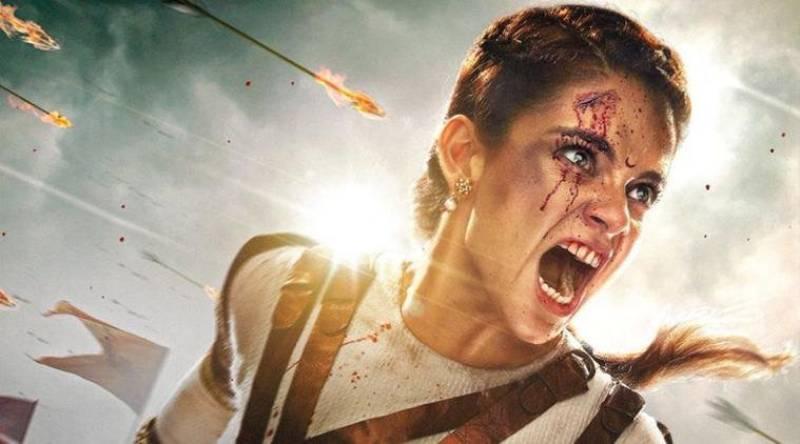 Kangana Ranaut is a true warrior queen proves Manikarnika's trailer