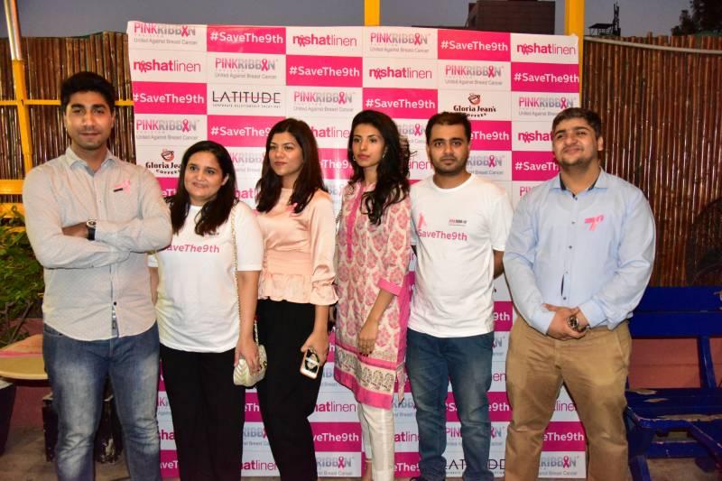 Pink Ribbon Kicks Start PINKtober #SaveThe9th Campaign
