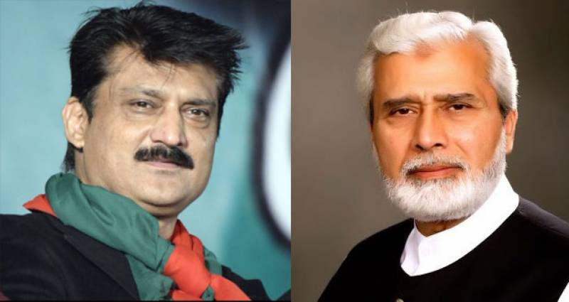 PML-N's Khawaja Hassan faces PTI's Shahzad Waseem as polls open for vacant Senate seat