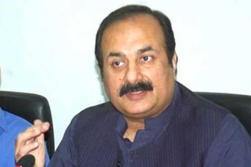 PML-N suspends Rana Mashhood's party membership