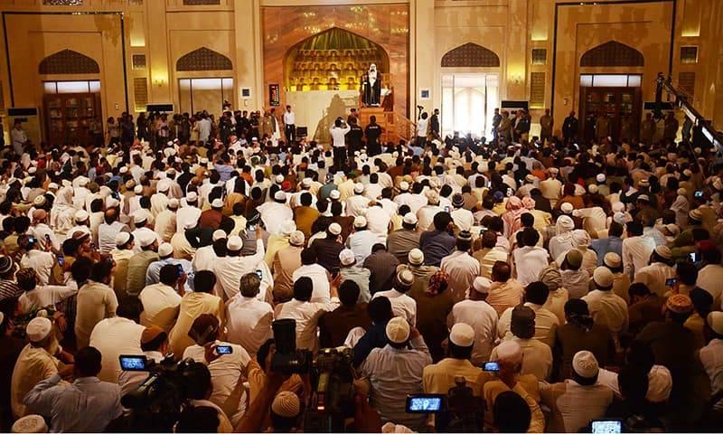 Senate body seeks prayer leaders' help to curb electricity theft