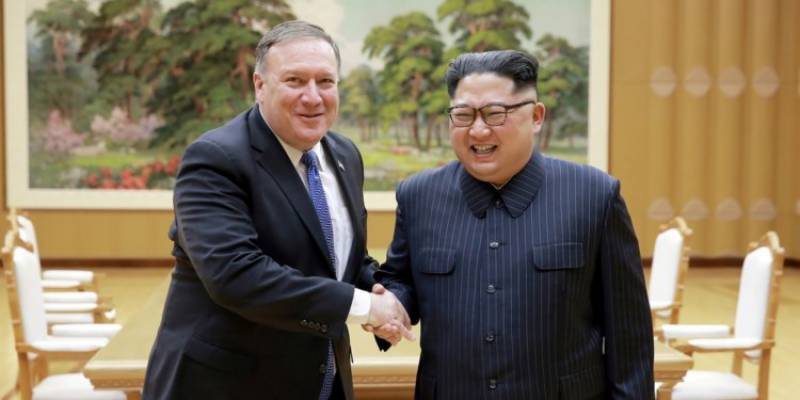 US Secretary of State Mike Pompeo to meet Kim Jong Un in fresh visit
