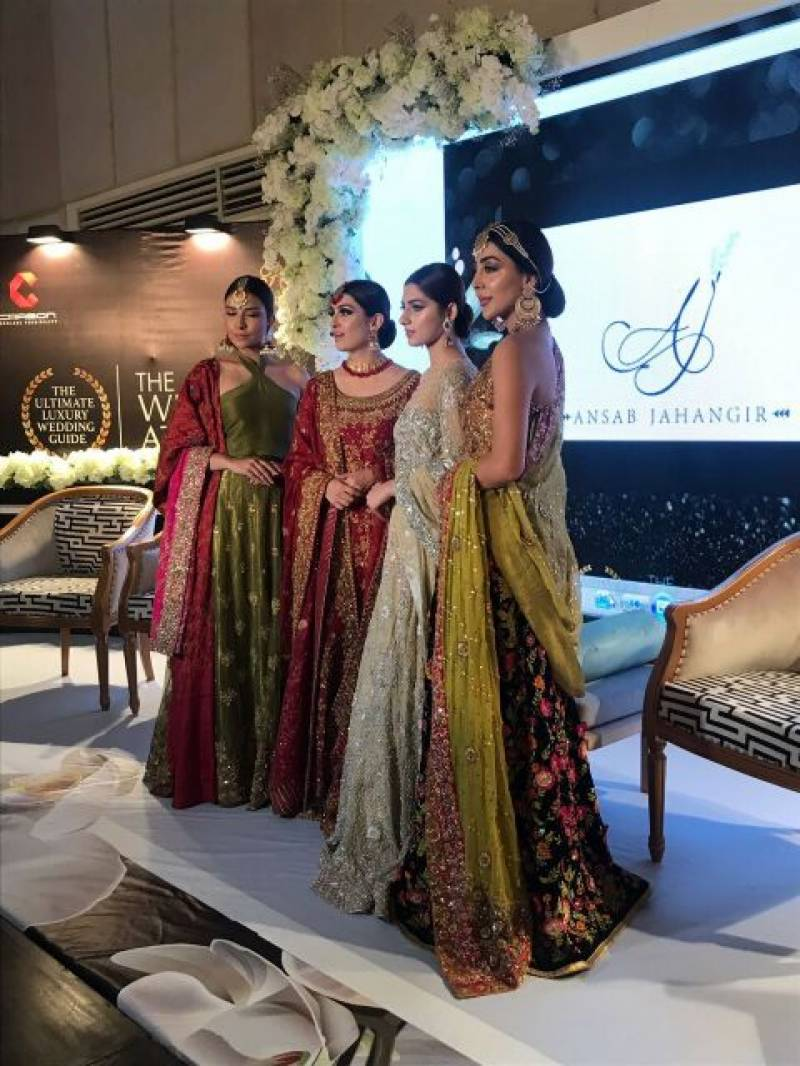 The extravaganzas of wedding: Wedding Atelier 2018 displays just what is needed for a big fat desi wedding