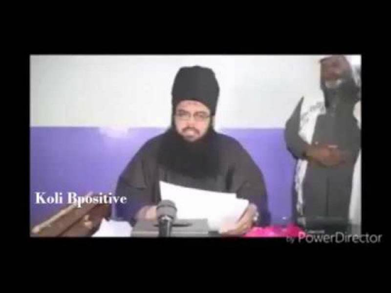 Cleric who declared himself as '11th Imam of Islam' detained over blasphemy
