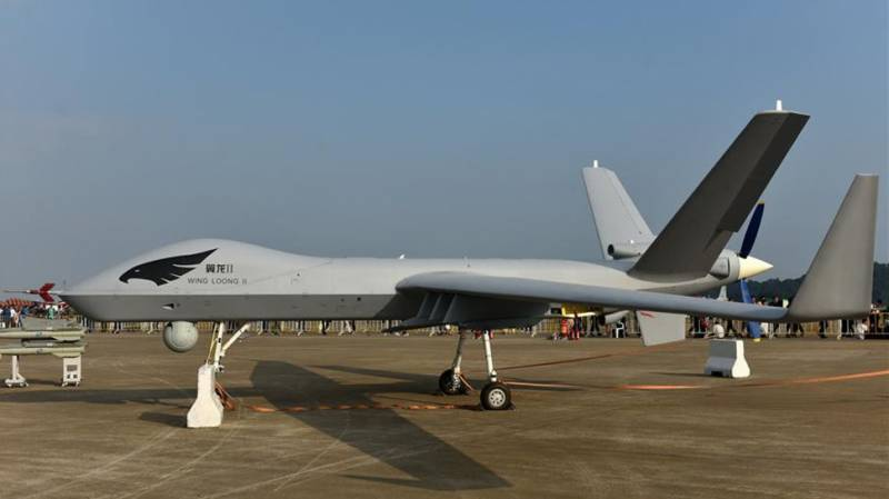 Pakistan buying 48 high-end military drones from China: report