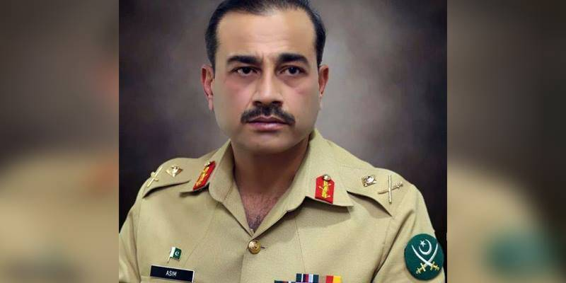 Lt-Gen Asim Munir appointed DG ISI