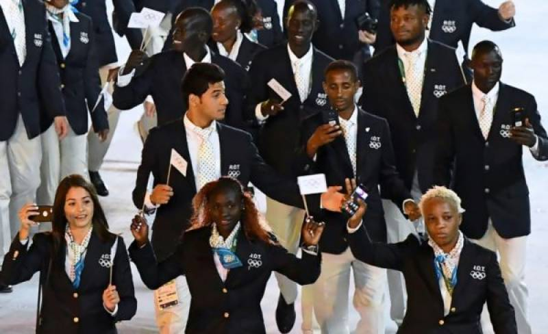 Refugee team to compete at Tokyo 2020 Olympics - IOC