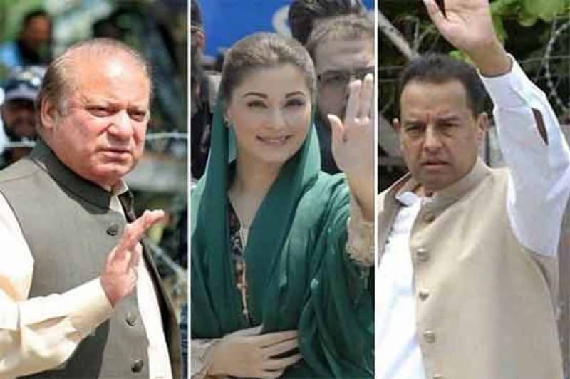 Sharifs seek removal of names from ECL