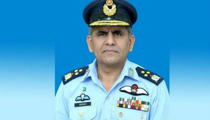 Air Marshal Arshad Mahmood Malik appointed PIA chairman