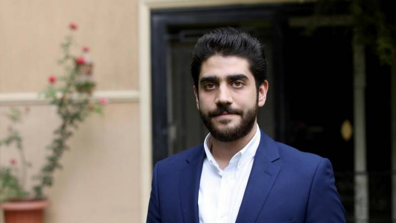Former Egyptian president Morsi's son freed after brief detention