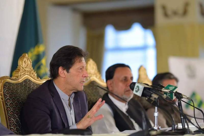 Housing project to generate six million jobs: PM Imran