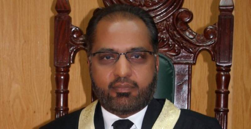 Justice Shaukat Siddiqui be removed from IHC, recommends SJC