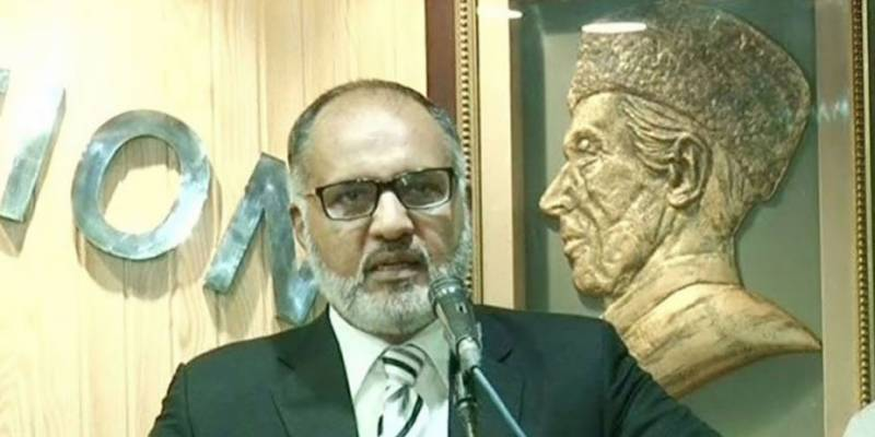Justice Shaukat Siddiqui removed from IHC after President's approval