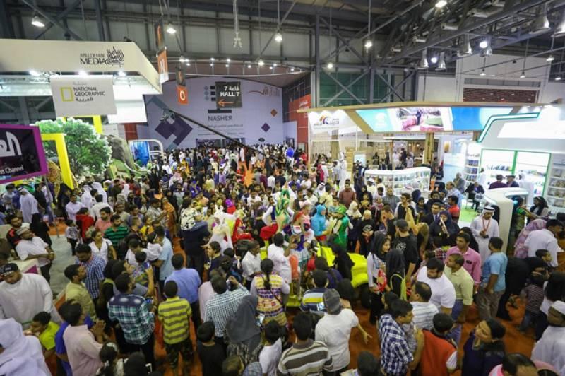 Celebrities from Asia to attend Sharjah International Book Fair 2018