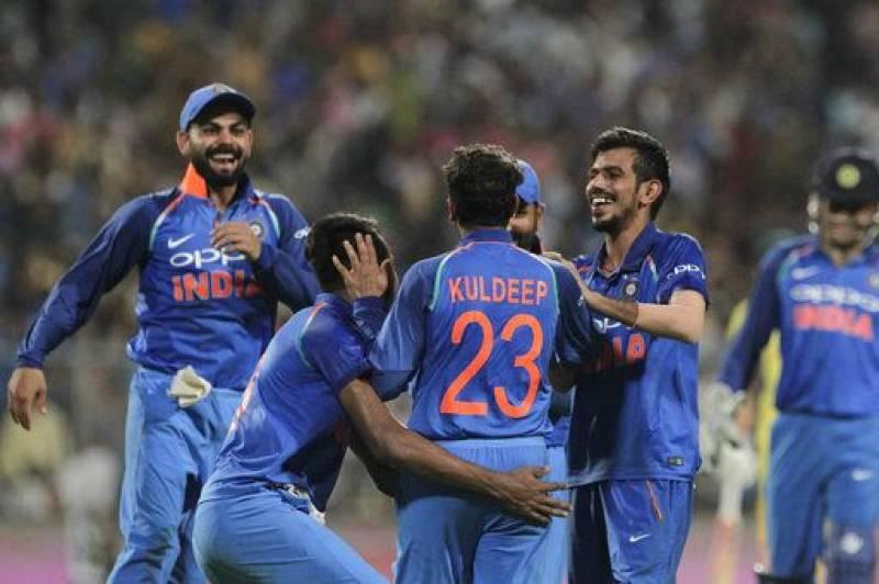 India's Yadav helps seal 2-0 West Indies series sweep