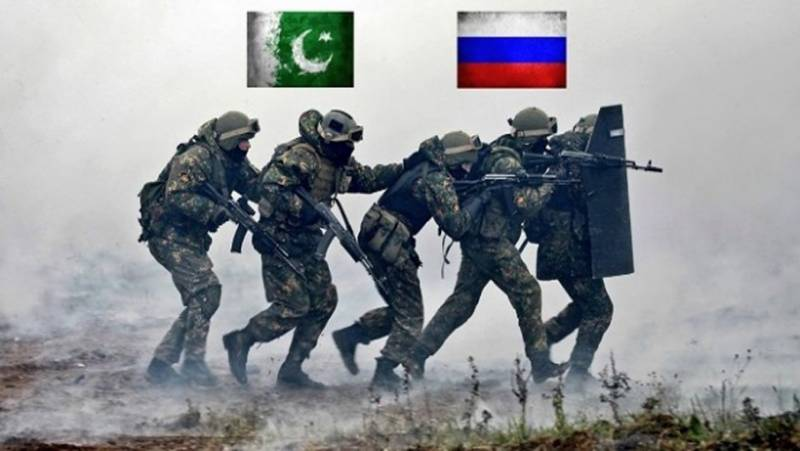 Friendship 2018: Pakistan, Russia to hold joint military drills from 21st in Pabbi