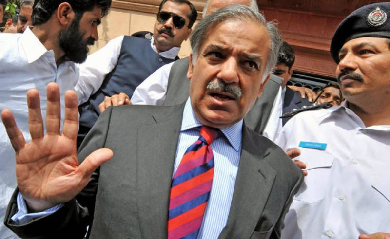 NAB chief planned my arrest ahead of Elections 2018, alleges Shehbaz Sharif during NA session