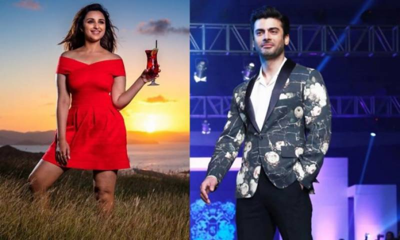 Parineeta Chopra wishes to work with Fawad Khan