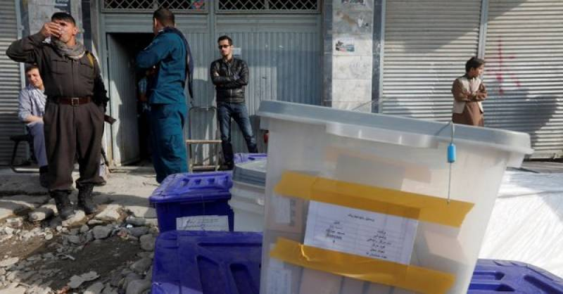Afghanistan elections 2018: Cops among 15 killed as suicide bomber strikes polling station in Kabul