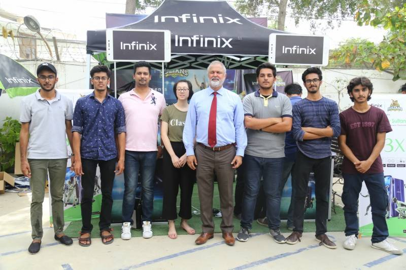 Karachi welcomes 'Infinix Kay Sultans' bigger and better than ever