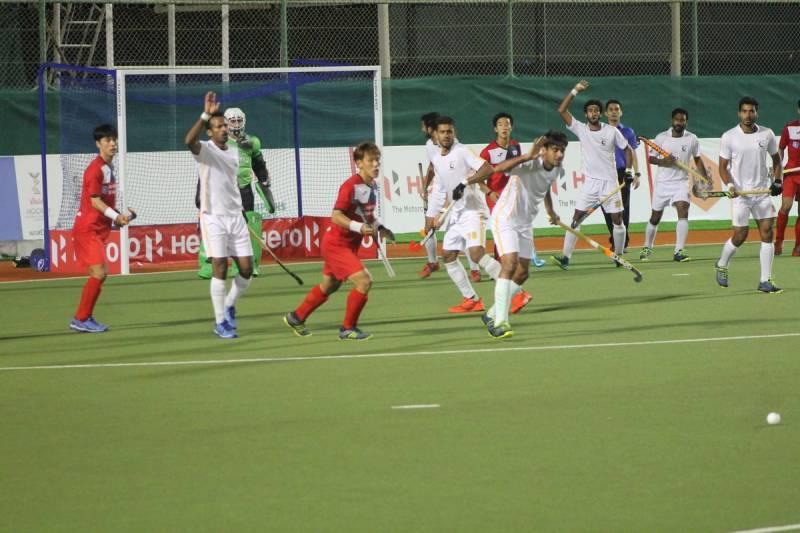 Pakistan beat Korea 3-1 in Asian Hockey Champions Trophy opener