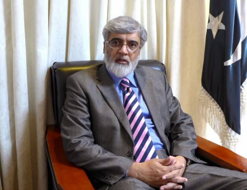Pakistan supports peace in Afghanistan, reiterates envoy