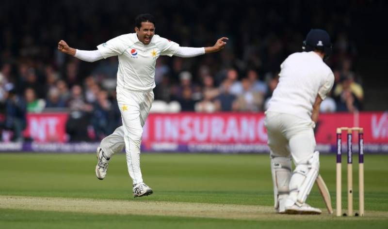 Abbas grabs third position in ICC bowlers ranking in quick time
