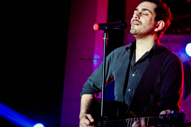 Bilal Khan is accused of stealing a song from Shamoon Ismail, latter speaks out
