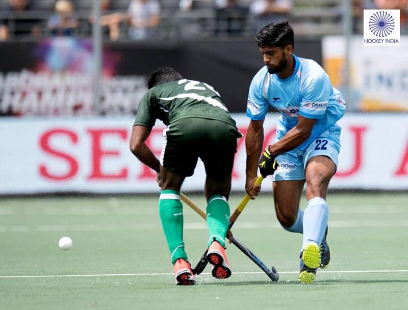 India beat Pakistan 3-1 in Asian Hockey Champions Trophy 2018