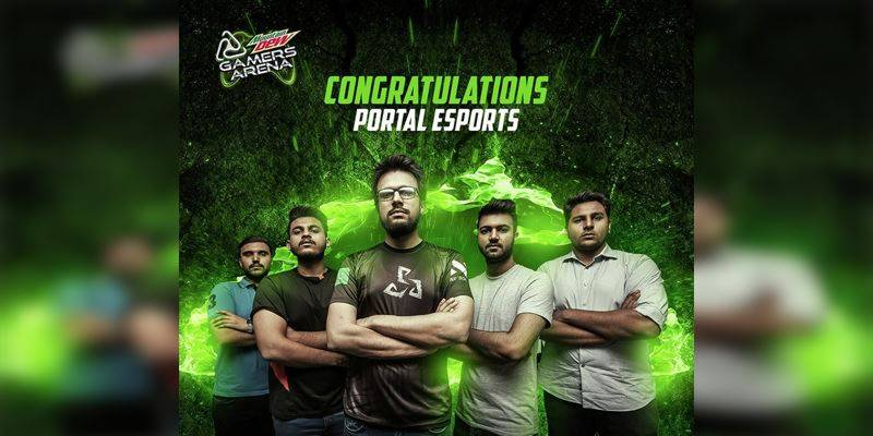 Dew Gamers Arena: Team Portal Esports qualifies for CSGO finale from Lahore