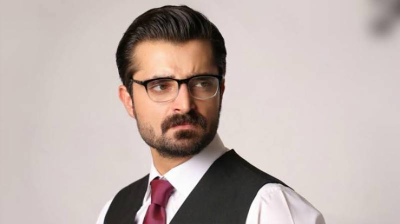 Hamza Ali Abbasi disses people for calling out PTI