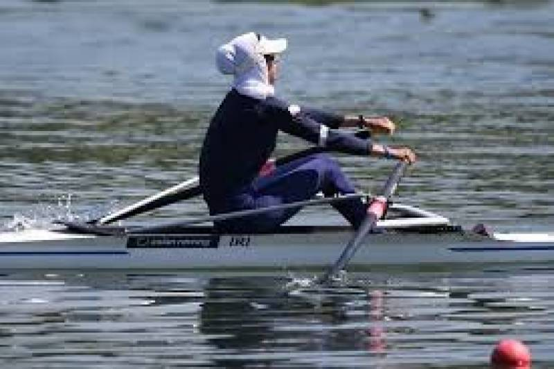 Iranians bag 5 medals in Asian Rowing Championships