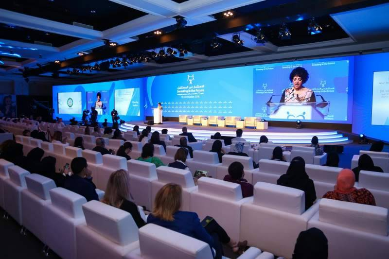 Jawaher Al Qasimi calls on world leaders, youth to partake at IIFMENA Conference
