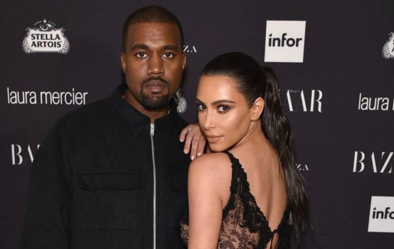 Kanye West goes all out on wife Kim Kardashian's birthday
