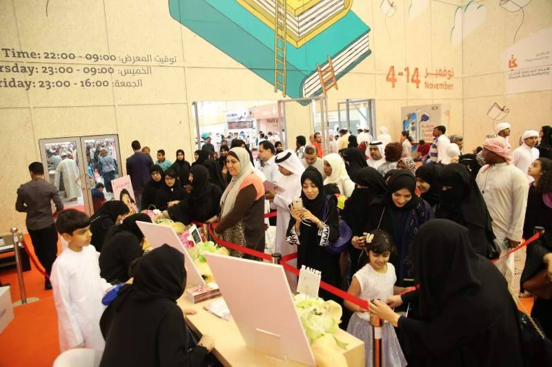 More than 200 authors to sign their latest releases at SIBF 2018