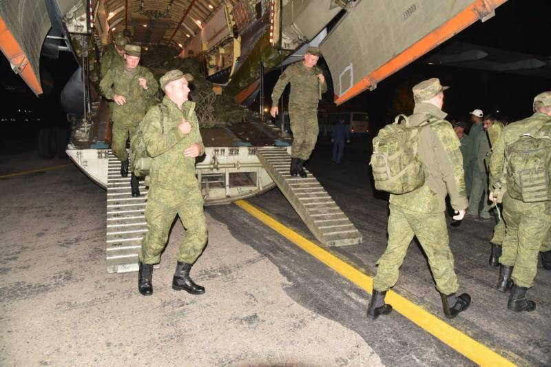 Russian troops arrive in Pakistan for Druzhba-III military drills