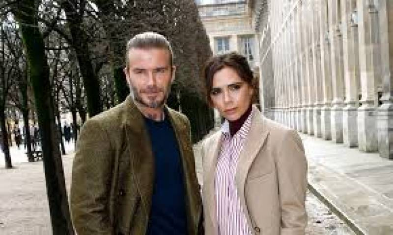 Victoria Beckham upset over David Beckham's comment about their marriage involving