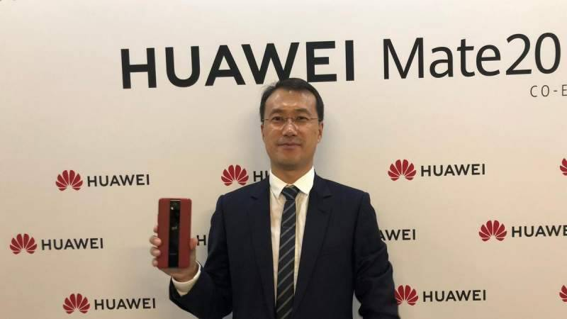 Numbers don't matter but customer satisfaction does, says Huawei's Kevin Ho