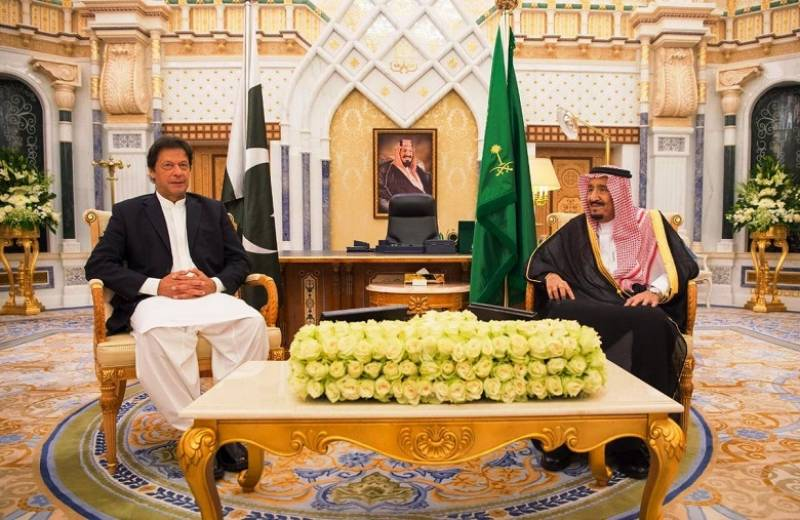 Saudi Arabia agrees to loan Pakistan $3b as balance of payment support for one year