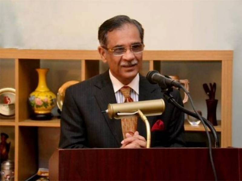 We are not judges of Muslims only, CJP Nisar refutes criticism over Asia Bibi acquittal