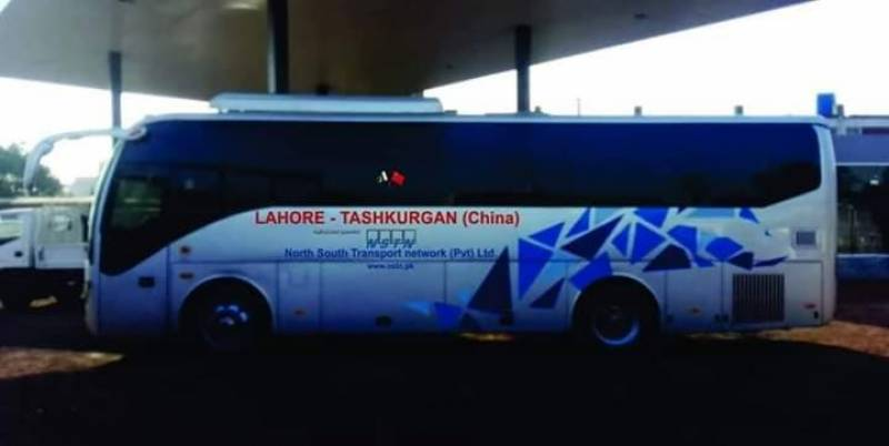 Pakistan-China bus service launch postponed
