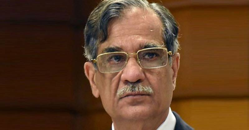CJP Saqib Nisar undergoes angioplasty in Rawalpindi
