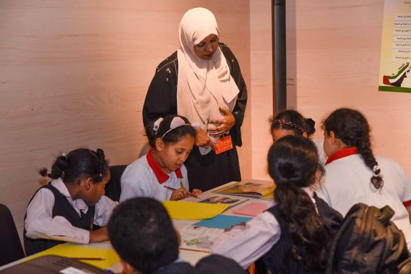 Combining fun, games with learning at Sharjah International Book Fair 2018