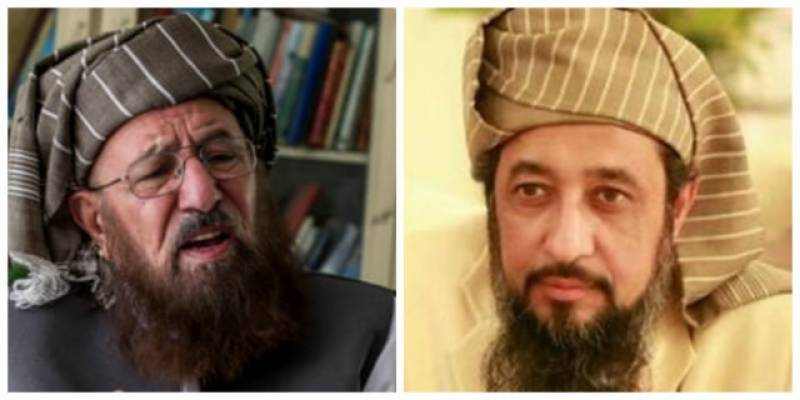 Maulana Samiul Haq's son becomes acting head of JUI-S
