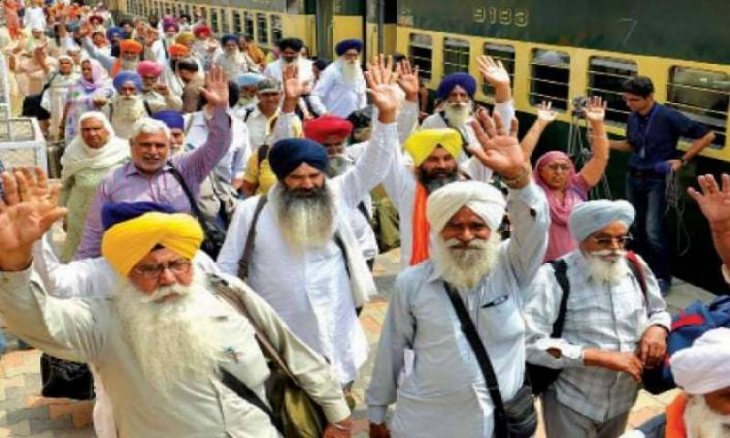 Pakistan Army airlifts stranded Sikh Yatrees from motorway amid TLP blockade