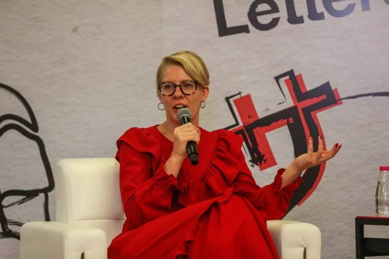 SIBF 2018: Emma Gannon talks about healthy use of social media