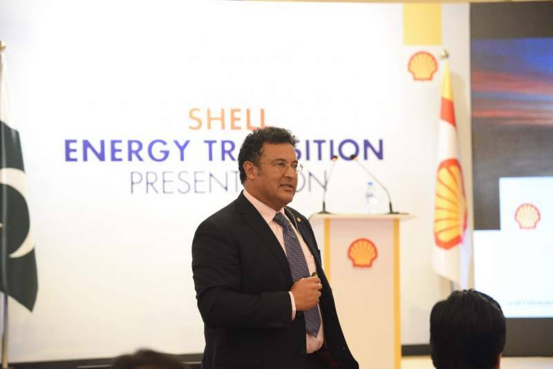 Govt, opinion makers attend convention by Shell Pakistan on sustainable clean energy future