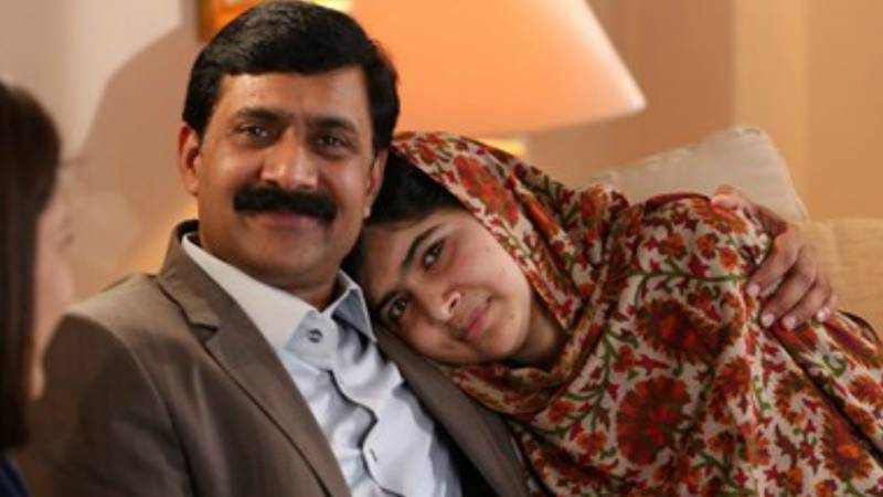 Malala Yousafzai feels proud of father's book 'Let her fly'